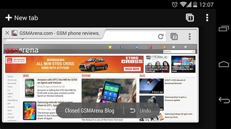 chrome undo close tab chrome beta for android adds undo tab close among other