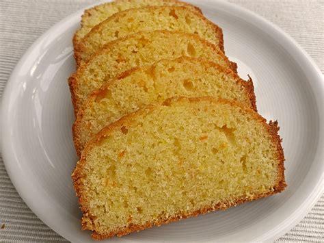 kuchen mit orangen zitronen orangen kuchen rezept mit bild