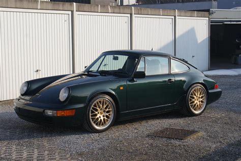 Porsche Youngtimer 911 by Porsche 964 Carrera 4 Bbs Sport Classic Ii 911 Youngtimer