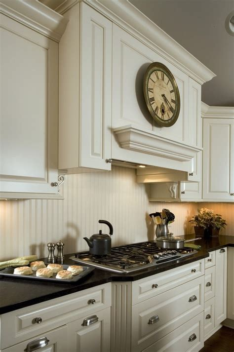 Classic Kitchen Backsplash 25 Beadboard Kitchen Backsplashes To Add A Cozy Touch Digsdigs