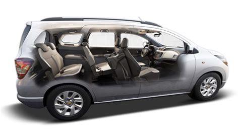 Lu Rem Chevrolet Spin kendaraan kita