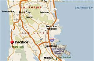 pacifica map related to real estate listings of homes for