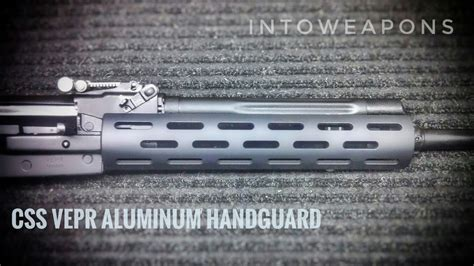 Carolina Shooters Supply Vepr Handguard | vepr upgrade 4 carolina shooters supply css aluminum