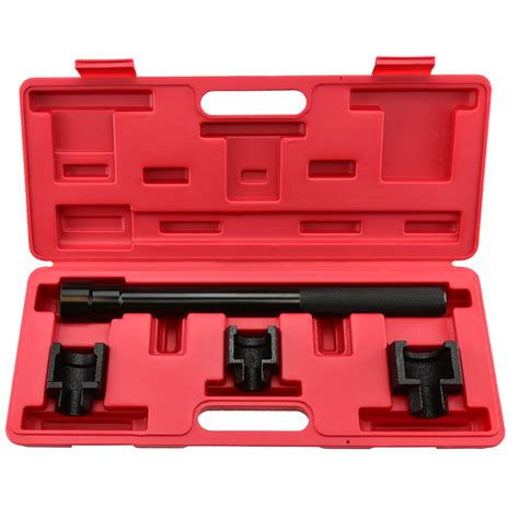 Inner Tie Rod Socket On Rack And Pinion by Inner Tie Rod Removal Set 4pc Mechanics Installation
