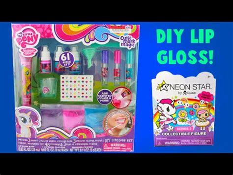 My Pony Diy Lip Gloss