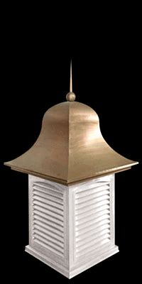 4 sided roof cupola square rutland gutter supply
