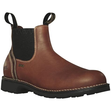 romeo boots for danner workman romeo gtx plain toe work boots 212971