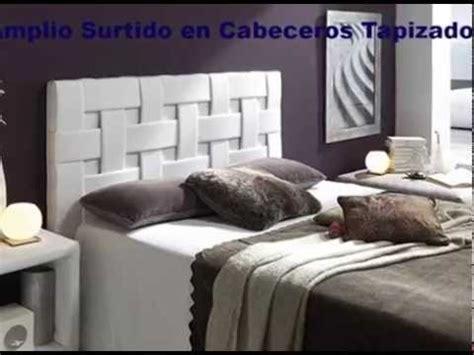 cabeceros  camas de matrimonio en colores claros youtube