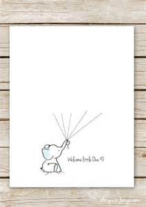 free printable baby book templates elephant guest book printable aspen