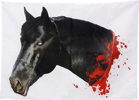 godfather horse head pillow horse head pillow case 1
