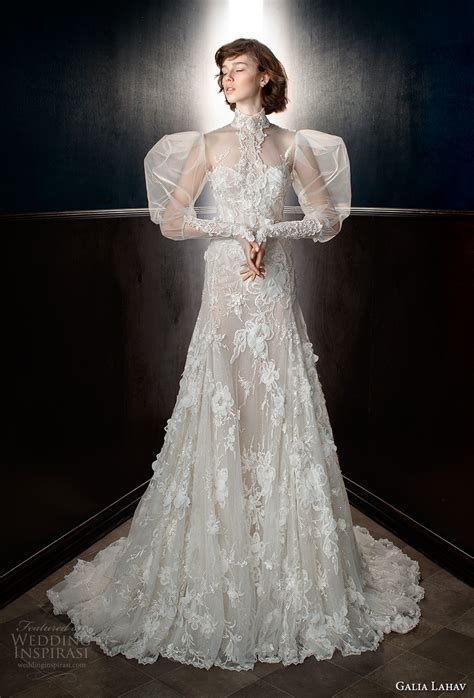 Galia Lahav Spring 2018 Wedding Dresses ? ?Victorian