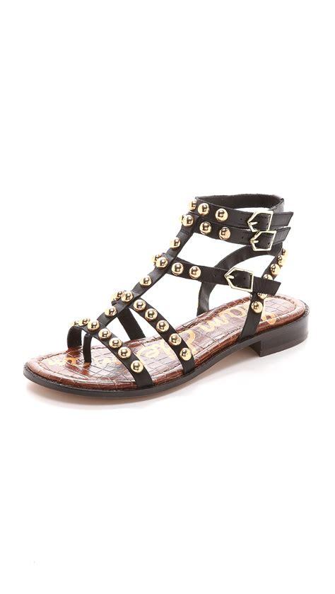 sam edelman studded sandals sam edelman eavan studded gladiator sandals shopbop