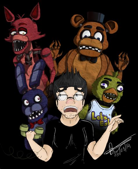 five nights at freddy s fan markiplier fan five nights at freddys pixshark
