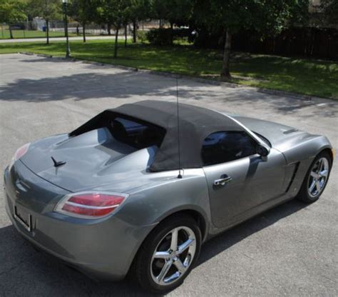 old car repair manuals 2007 saturn sky seat position control find used 2007 saturn sky convertible 2 4l 4cyl 5 speed manual just 1 owner no reserve in