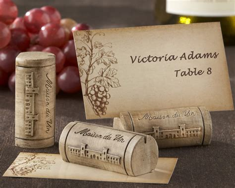 Wedding Favors Wine by Fall Weddings That Go For Wine Wedding Favors