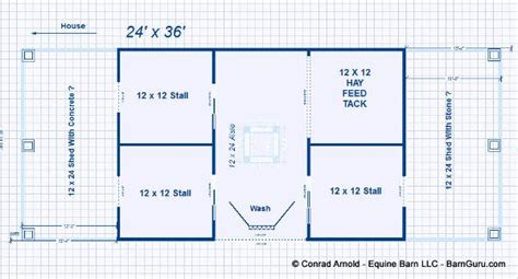 stall floor plans 3 stall barn plans so replica houses