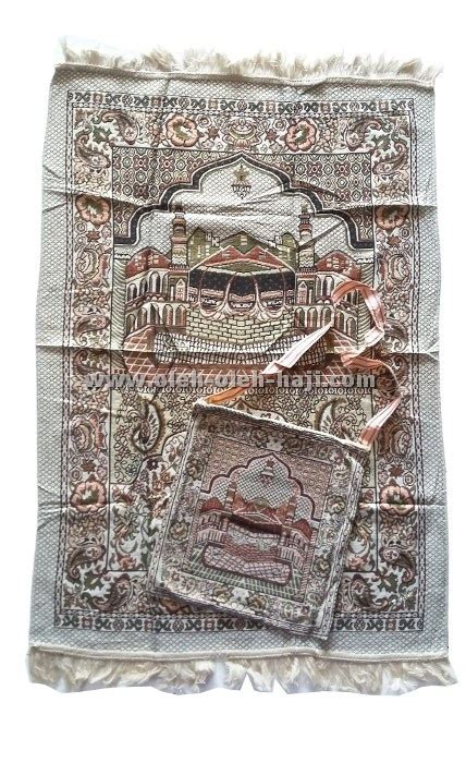 Tas Haji Plastik Tas Souvenir Oleh Oleh Haji Umroh sajadah dan tas oleh oleh haji