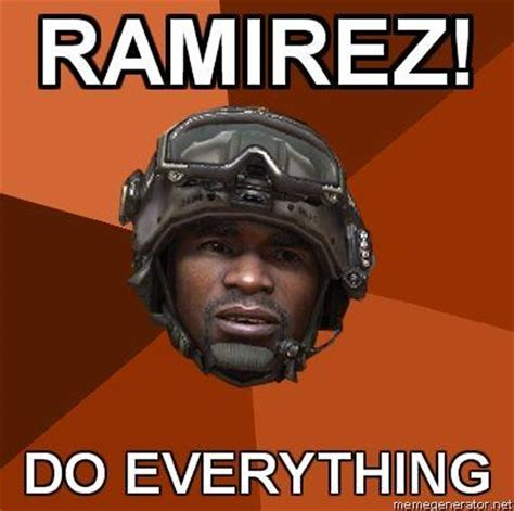 Ramirez Meme - call of duty 2014 reveals modern warfare 4 connection