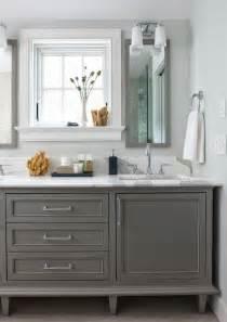 bathroom vanity no backsplash best 25 gray bathroom vanities ideas on