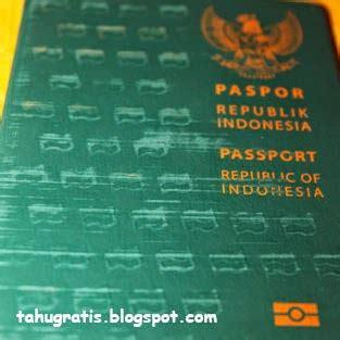 cara membuat e paspor manual tahugratis cara membuat paspor elektronik e paspor