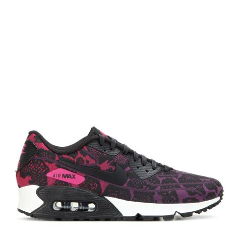 sneakers nike air max lyst nike air max 90 jacquard sneakers in black