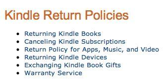 leer libro e the noticer returns en linea gratis sobre la devoluci 243 n y el reembolso por la compra de libros electr 243 nicos leer en pantalla