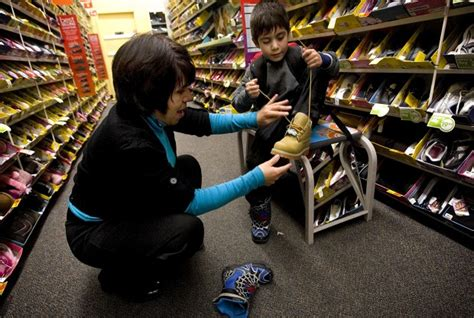 buying shoes during new year fit local children get new shoes through payless