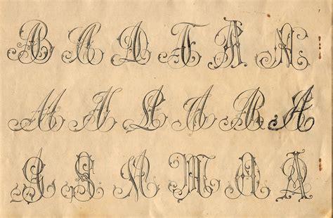 monogramma lettere incisioni artistiche monogrammi antichi stefania