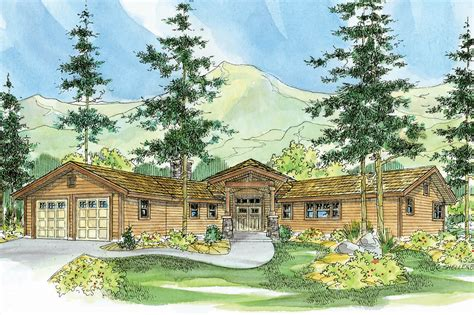 lodge home plans lodge style house plans viewcrest 10 536 associated