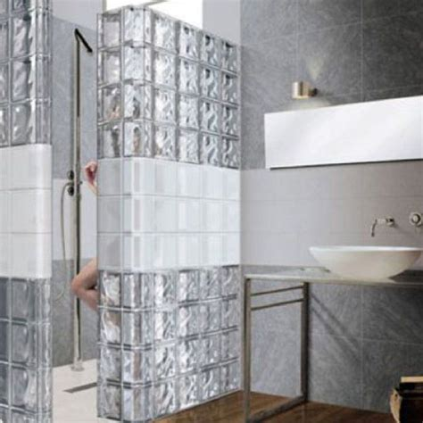 brique de verre chambre