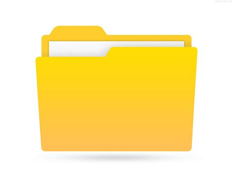 art file folder icon photosinbox