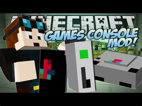 Game Console Mod Tdm | minecraft games console mod xbox playstation more