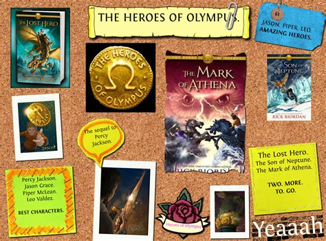 The Heroes Of Olympus heroes of olympus quotes quotesgram