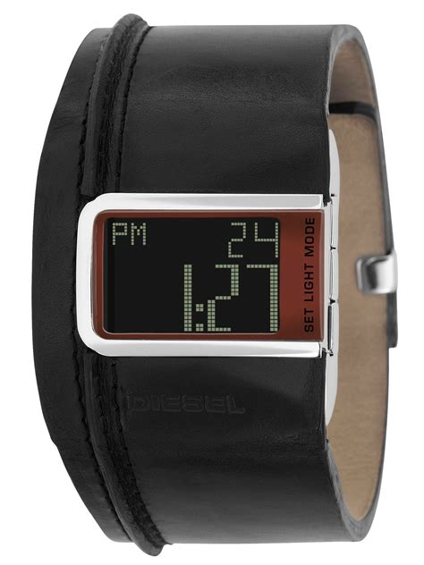 diesel digital leather cuff review compare prices