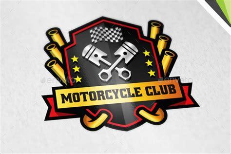 Motorcycle Logo Design Psd Templates Free Premium Motorcycle Club Logo Template Free