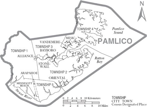 map of carolina townships pamlico county nc adjuster nc services american