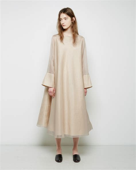 Dress Model White Style Fashion Impor 3 lyst the row starc dress in