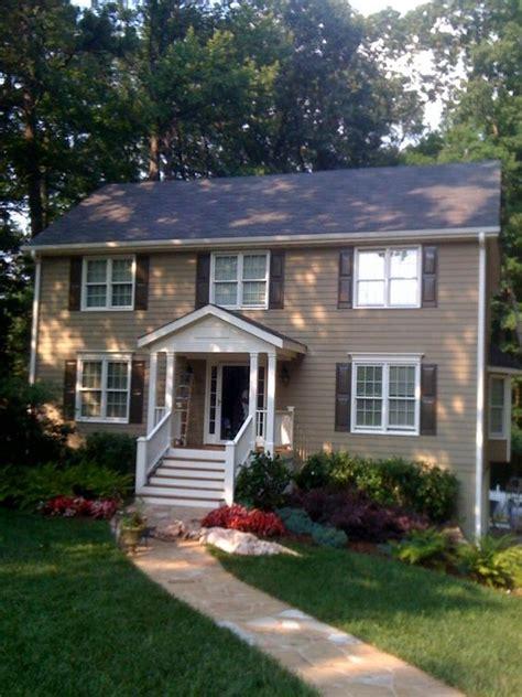 bronze exterior paint exterior paint colors exterior paint and columns on