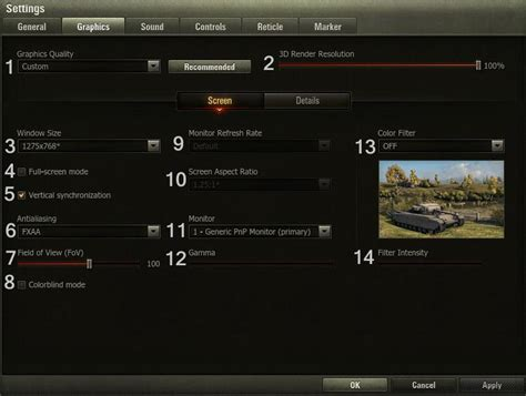 how to get better at world of tanks wot 9 x guide for better fps graphic optimization 3 0