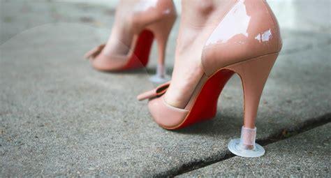 high heel protectors heels above high heel protectors for grass sand and mud