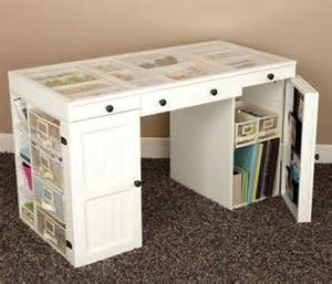 Scrapbooking Desk Ikea Scrapbooking Desk Plans Woodwork