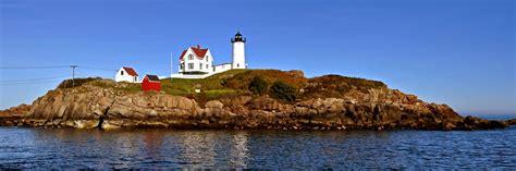 Cape Neddick Light by Maine Lighthouses And Beyond Cape Neddick Nubble Lighthouse