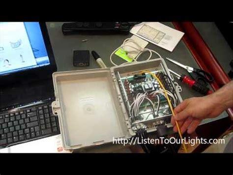 light o rama tutorial light o rama controller setup ibowbow