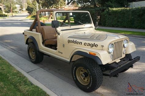 jeep golden eagle 1979 jeep golden eagle cj7