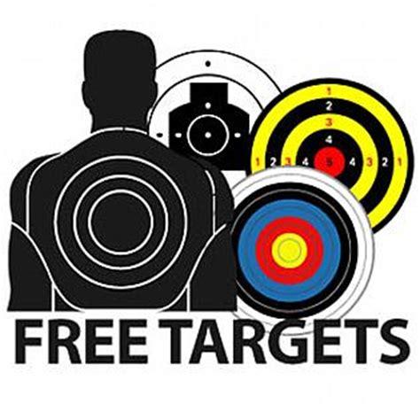 printable targets nerf 10 nerf gun clip art