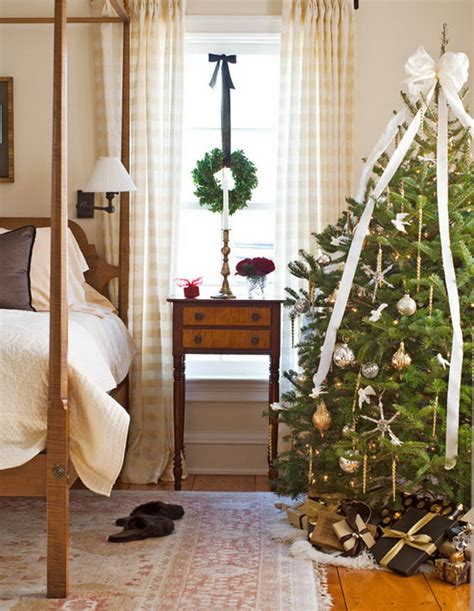 bedroom christmas decorations ideas decoration love