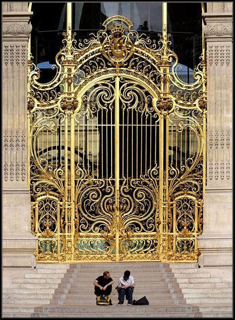 gate  petit palais house main gates design gate