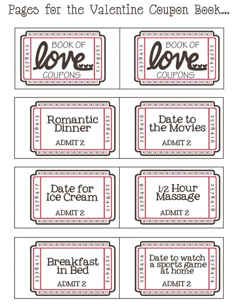 free printable love coupons for wife lynn tan love coupons try to make yours