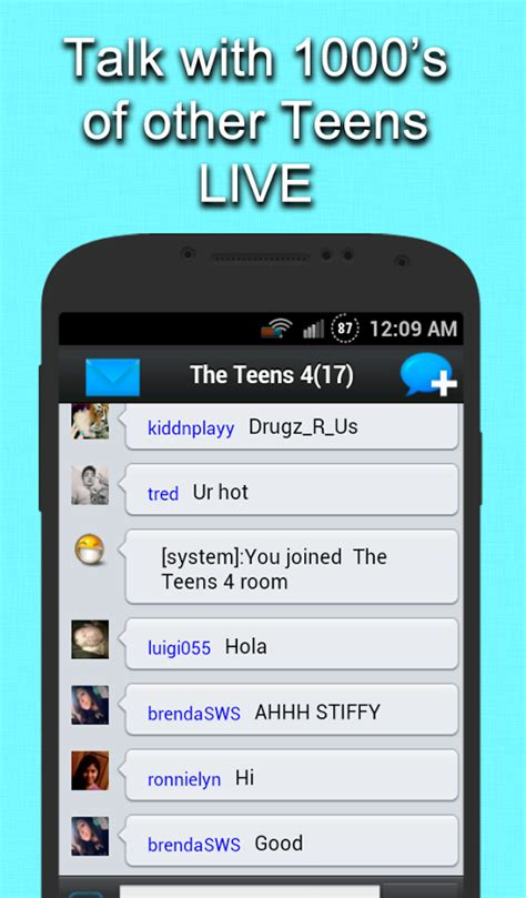 chat android apps on play