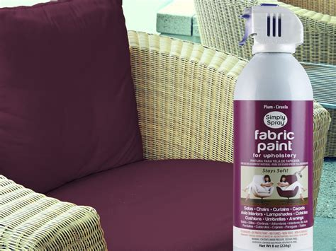 upholstery fabric paint plum fabric dye spray paint quick easy effective